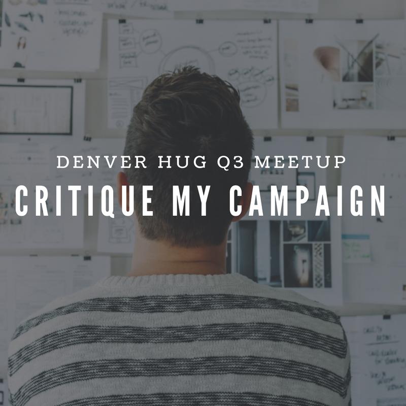 Critique My Campaign