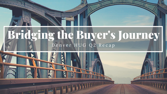 DEN HUG Bridging the Buyer's Journey