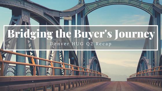 DEN HUG Bridging the Buyer's Journey
